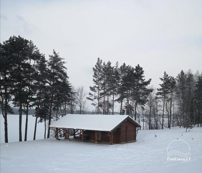 Lauku sēta Vencavas ezera krastā - 48