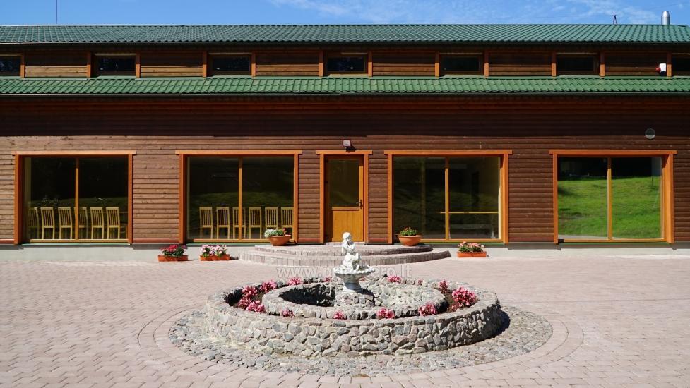 Pilaites Lauku sēta Trakai reģionā, Lietuvā - 1