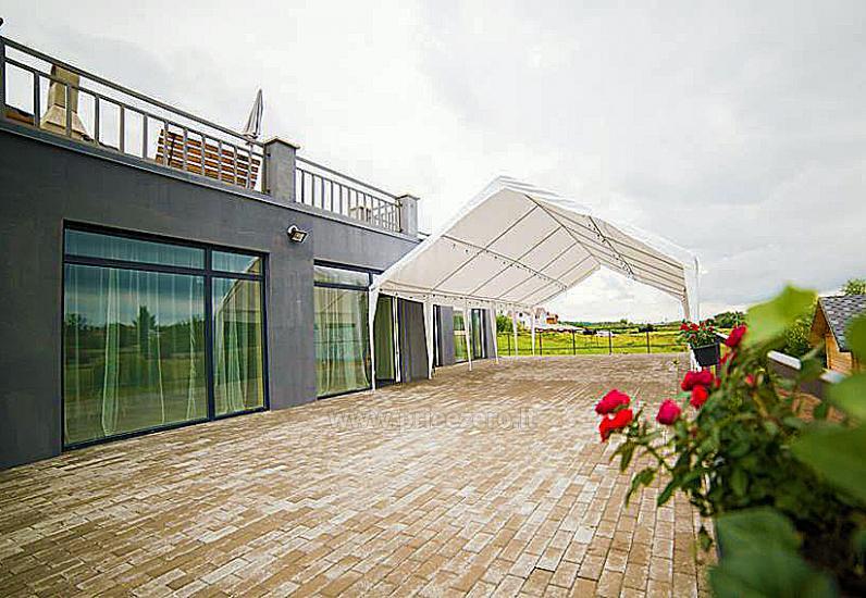 Villa MS resort par saviem pasākumiem un izmitināšanas 3 km no Viļņas - 2