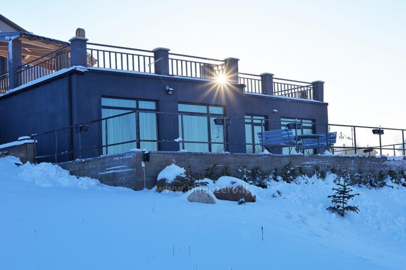 Villa MS resort par saviem pasākumiem un izmitināšanas 3 km no Viļņas - 4