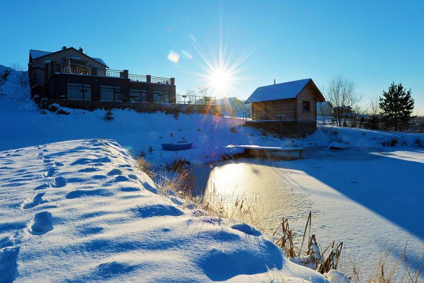 Villa MS resort par saviem pasākumiem un izmitināšanas 3 km no Viļņas - 7