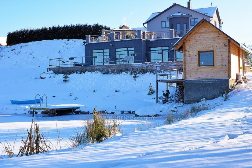 Villa MS resort par saviem pasākumiem un izmitināšanas 3 km no Viļņas - 8