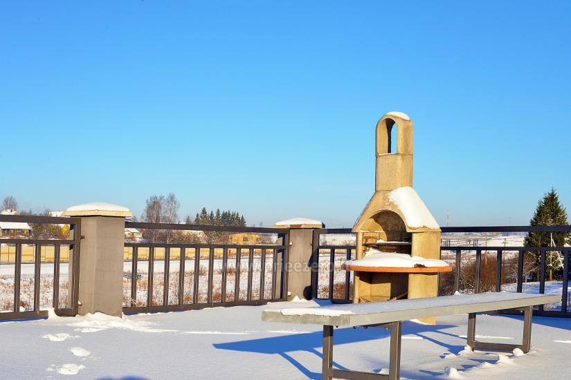 Villa MS resort par saviem pasākumiem un izmitināšanas 3 km no Viļņas - 16