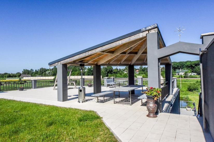 Villa MS resort par saviem pasākumiem un izmitināšanas 3 km no Viļņas - 12