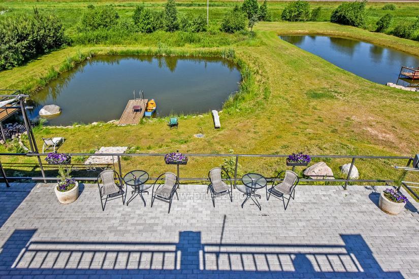Villa MS resort par saviem pasākumiem un izmitināšanas 3 km no Viļņas - 14