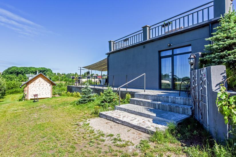 Villa MS resort par saviem pasākumiem un izmitināšanas 3 km no Viļņas - 31