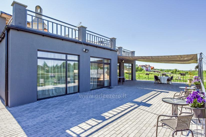 Villa MS resort par saviem pasākumiem un izmitināšanas 3 km no Viļņas - 1