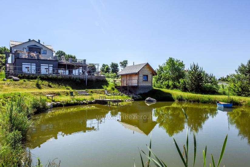 Villa MS resort par saviem pasākumiem un izmitināšanas 3 km no Viļņas - 5