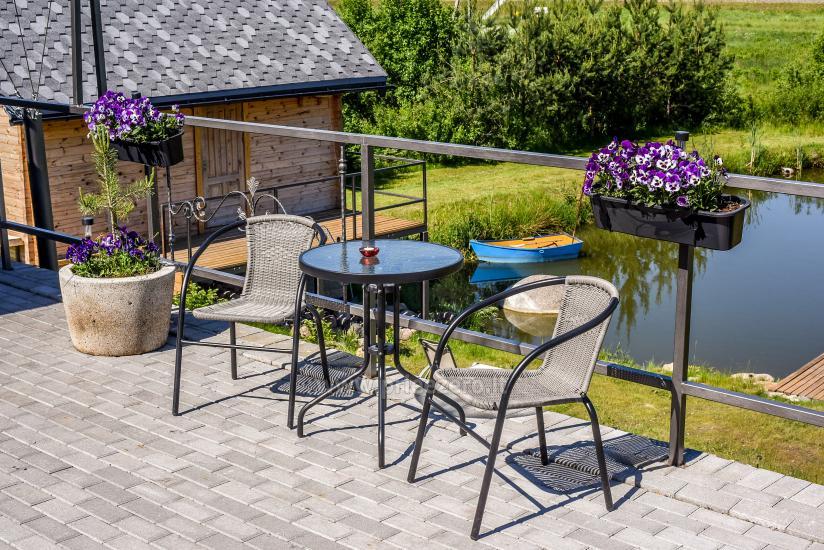 Villa MS resort par saviem pasākumiem un izmitināšanas 3 km no Viļņas - 13