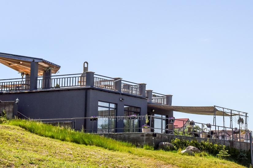Villa MS resort par saviem pasākumiem un izmitināšanas 3 km no Viļņas - 3