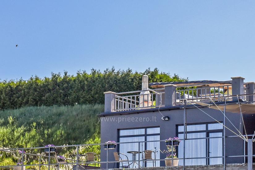 Villa MS resort par saviem pasākumiem un izmitināšanas 3 km no Viļņas - 10