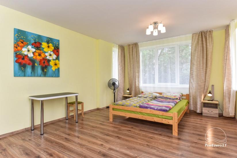 Pirmais 1-stāvu māja ar 3 guļamistabām