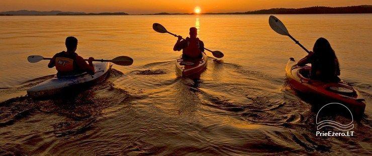 Zelta zivs - lauku sēta ar saunu brīvdienām un svētkiem - 36