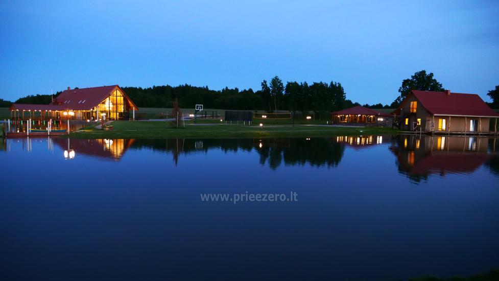 Lauku sēta ar saunu Blue Wave Lietuvā - 10