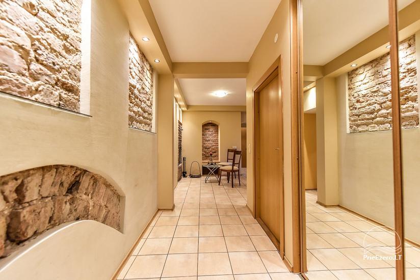 Izīrē 3 istabu dzīvokli Viļņas vecpilsētā Castle Street Apartment - 2