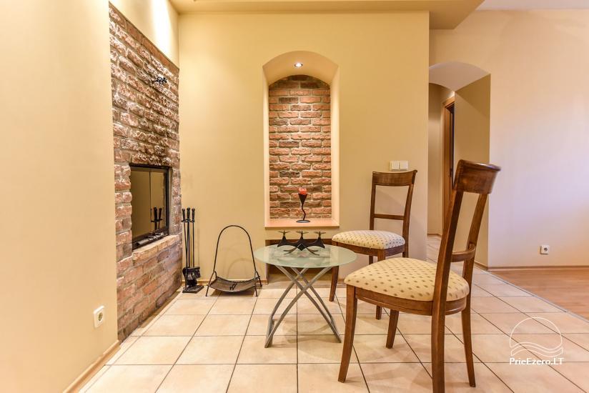 Izīrē 3 istabu dzīvokli Viļņas vecpilsētā Castle Street Apartment - 3