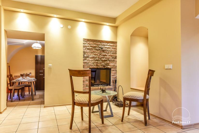 Izīrē 3 istabu dzīvokli Viļņas vecpilsētā Castle Street Apartment - 4