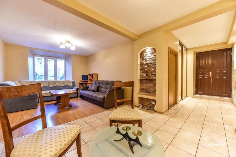 Izīrē 3 istabu dzīvokli Viļņas vecpilsētā Castle Street Apartment - 6