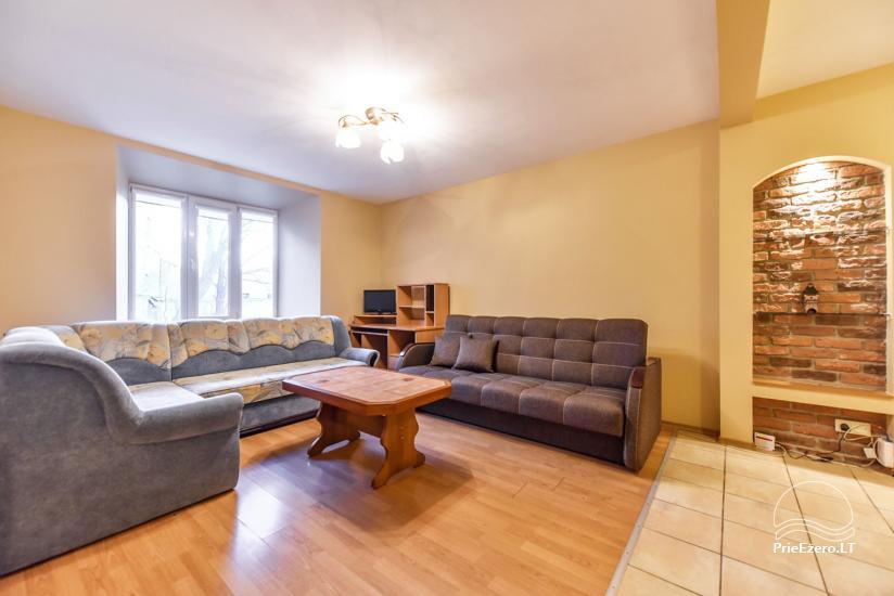 Izīrē 3 istabu dzīvokli Viļņas vecpilsētā Castle Street Apartment - 7