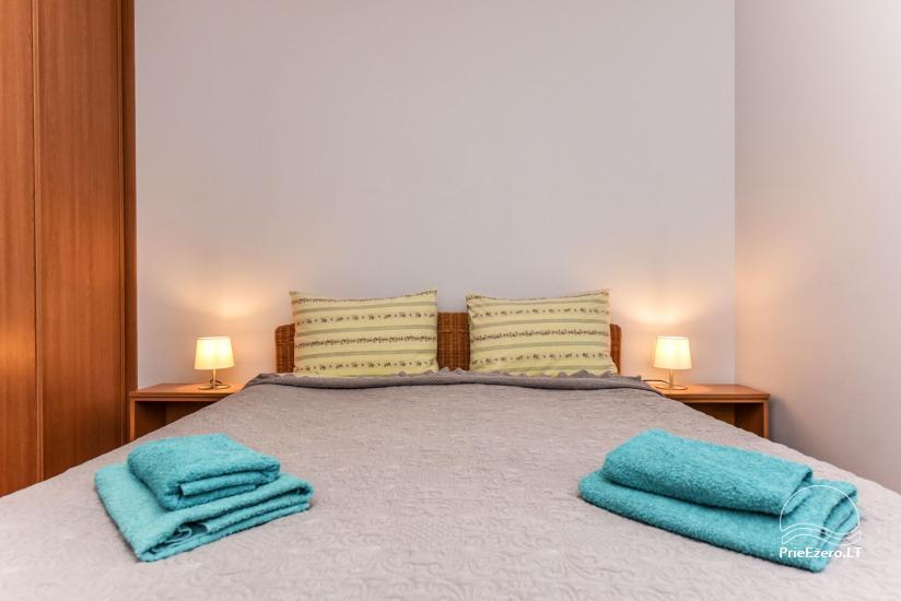 Izīrē 3 istabu dzīvokli Viļņas vecpilsētā Castle Street Apartment - 8