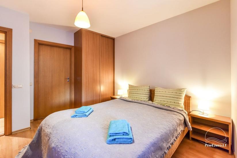 Izīrē 3 istabu dzīvokli Viļņas vecpilsētā Castle Street Apartment - 9