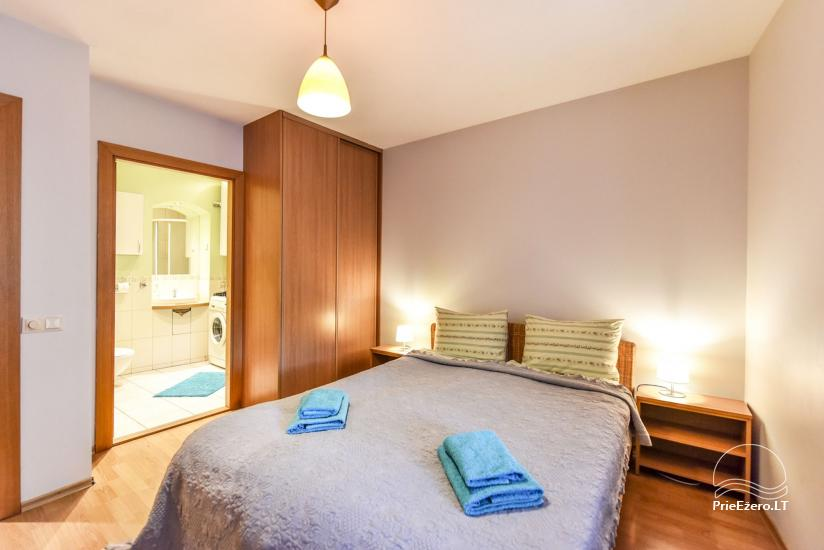 Izīrē 3 istabu dzīvokli Viļņas vecpilsētā Castle Street Apartment - 10
