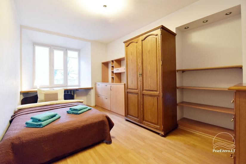 Izīrē 3 istabu dzīvokli Viļņas vecpilsētā Castle Street Apartment - 11