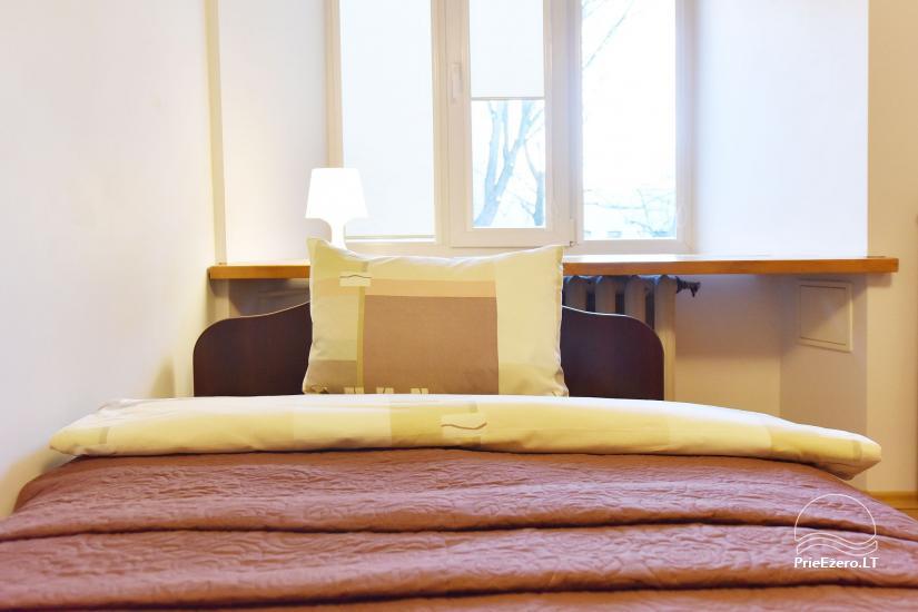Izīrē 3 istabu dzīvokli Viļņas vecpilsētā Castle Street Apartment - 12