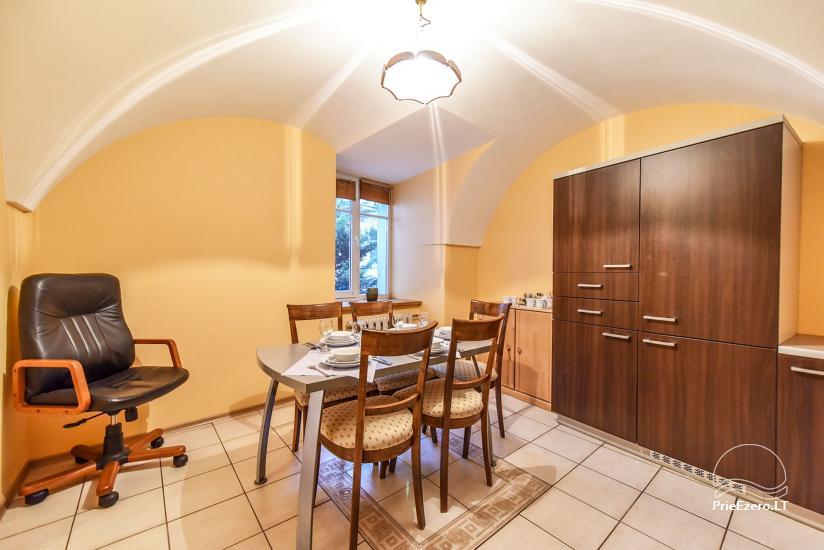 Izīrē 3 istabu dzīvokli Viļņas vecpilsētā Castle Street Apartment - 13