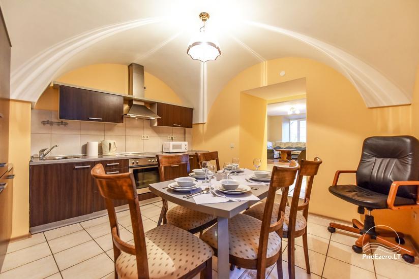 Izīrē 3 istabu dzīvokli Viļņas vecpilsētā Castle Street Apartment - 15