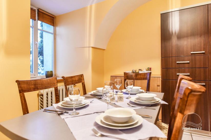 Izīrē 3 istabu dzīvokli Viļņas vecpilsētā Castle Street Apartment - 16
