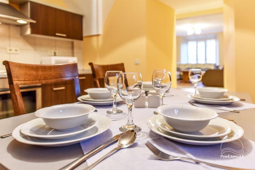 Izīrē 3 istabu dzīvokli Viļņas vecpilsētā Castle Street Apartment - 20