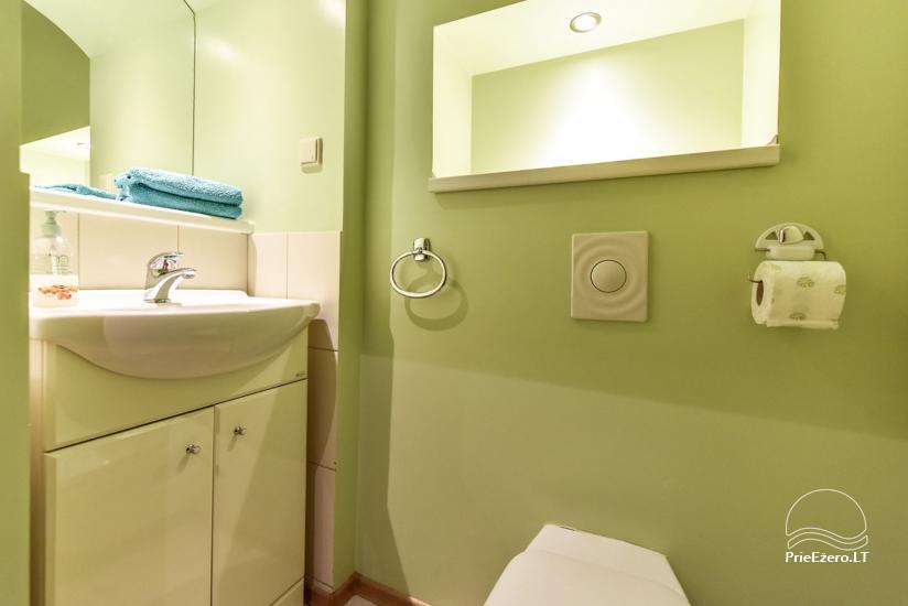 Izīrē 3 istabu dzīvokli Viļņas vecpilsētā Castle Street Apartment - 19