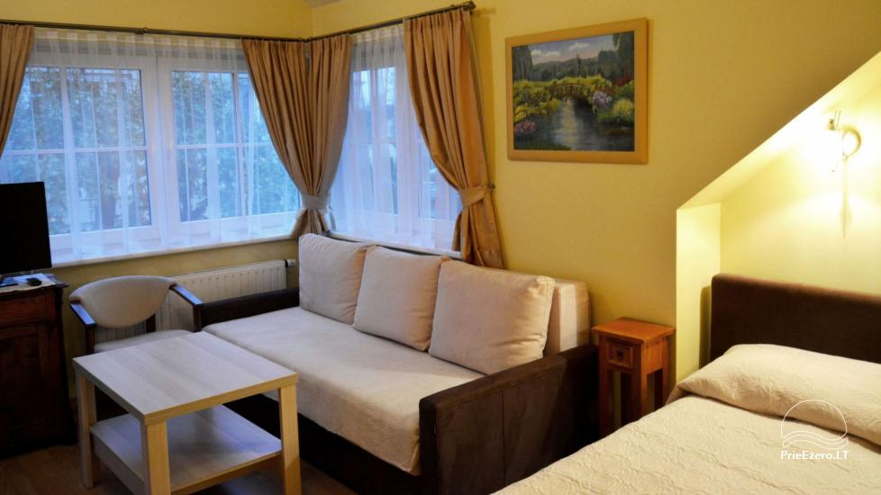 Vila Liepa - mājīgas telpas īre Birstonas, Lietuvā - 11