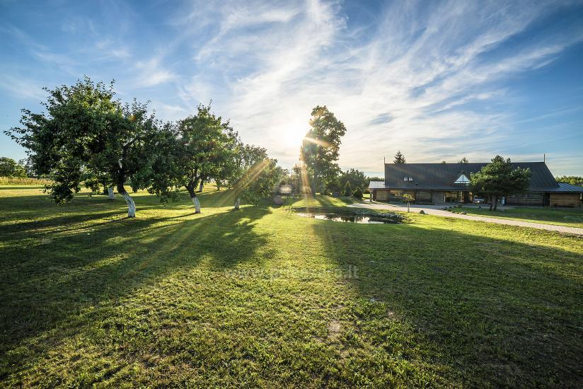 Lauku sēta kāzām, svinībām un konferencēm Oktava - 6