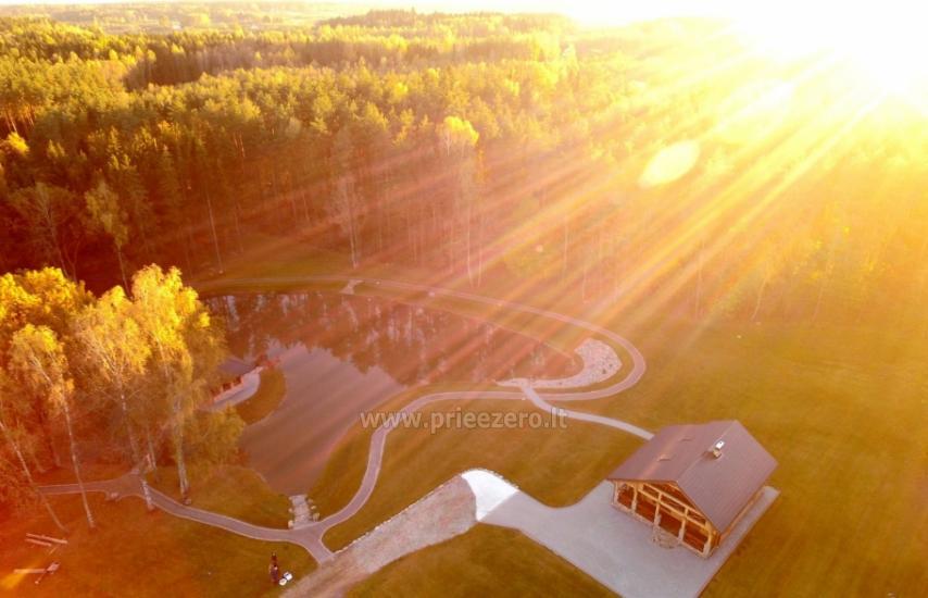 Lauku tūrisma sēta Zelta ozols pie Viļņas - 8