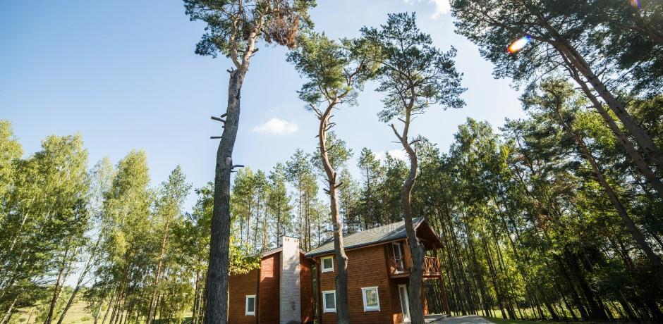 Atpūta Kernave - lauku tūrisma sēta tuvu Kernave Lietuvā - 3