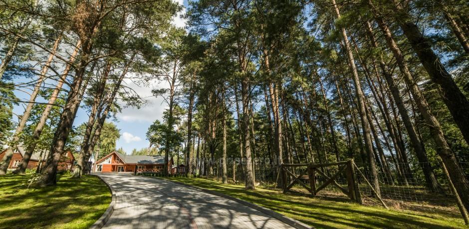 Atpūta Kernave - lauku tūrisma sēta tuvu Kernave Lietuvā - 4