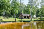 Lauku sēta ir Moletai rajonā Lietuvā, netālu Duriai ezera