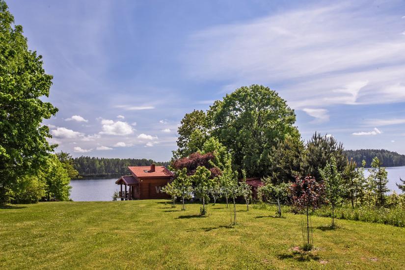 Brīvdienu mājas - viensētas krastā Antalieptė lagūnas Mekai - 5