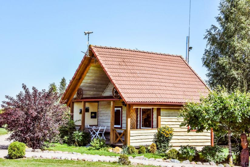 Lauku māja Molėtai pie ezera Gėluotas Vila-RA - 44