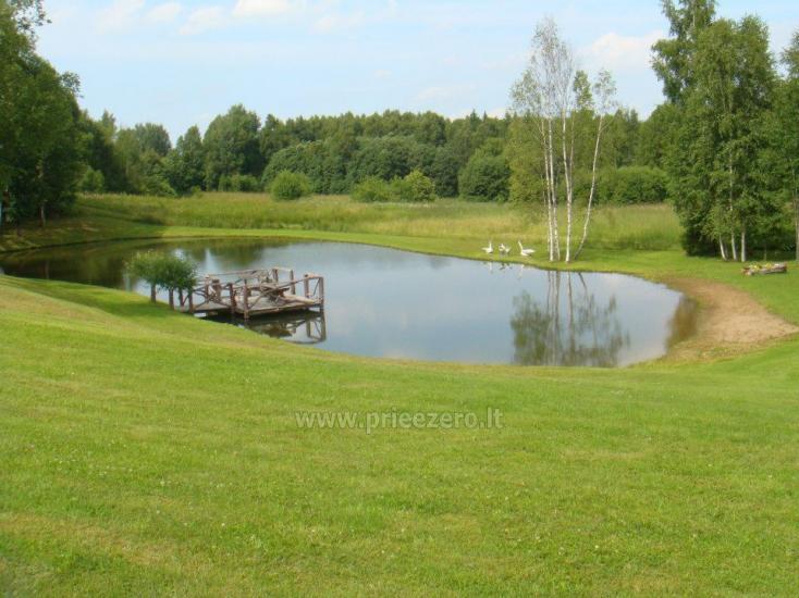 Lauku sēta tuvu Plateliai ezera Lietuvā - 3