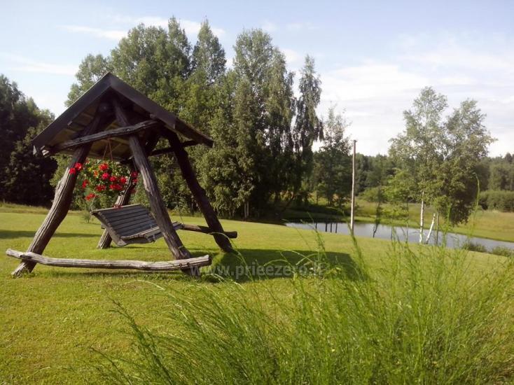 Lauku sēta tuvu Plateliai ezera Lietuvā - 8