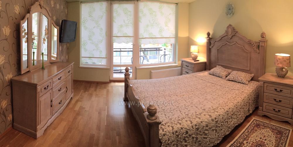 Jaunas Viena istaba un divu istabu dzīvokļi centrā Druskininkai - 1