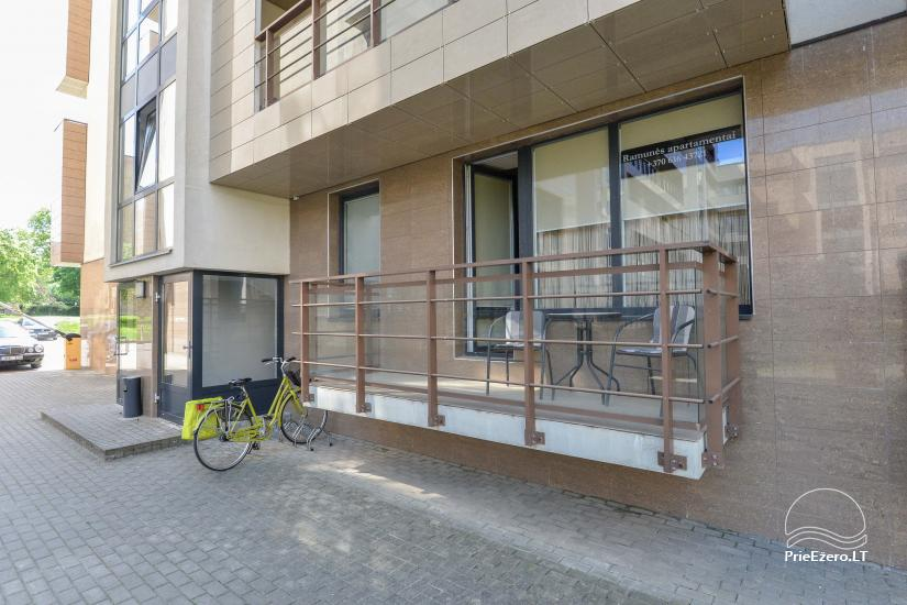 Jaunas Viena istaba un divu istabu dzīvokļi centrā Druskininkai - 8