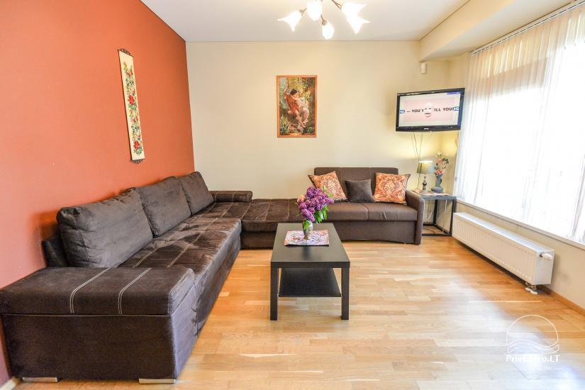 Jaunas Viena istaba un divu istabu dzīvokļi centrā Druskininkai - 9