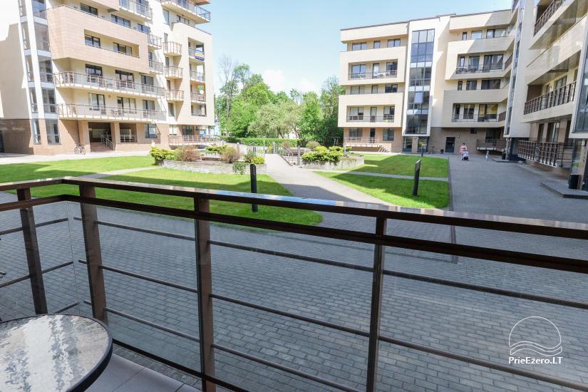 Jaunas divu istabu dzīvokļi centrā Druskininkai - 3
