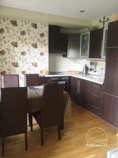 Jaunas divu istabu dzīvokļi centrā Druskininkai - 4