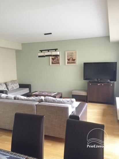 Jaunas divu istabu dzīvokļi centrā Druskininkai - 5