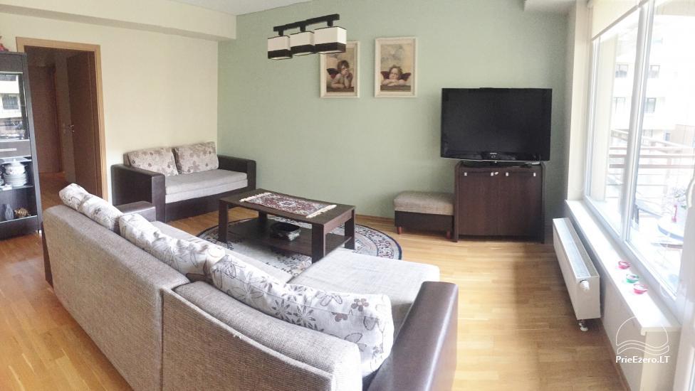 Jaunas divu istabu dzīvokļi centrā Druskininkai - 6